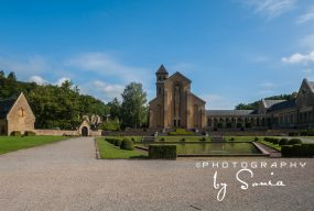 Abbaye d'Orval (1)